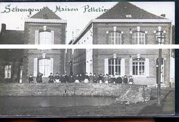 SEBONCOURT  MAISON PELLETIER  PHOTO CARTE PRIX BAISSE DE 6 EUROS - Autres Communes