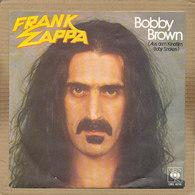 "7"" Single, Frank Zappa - Bobby Brown - Disco, Pop"