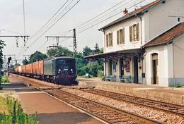 Héricy BB 8114 10 X 15 - Trains