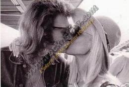 Carte Postale Johnny HALLYDAY & Sylvie VARTAN (013) - Artistes