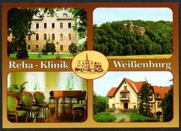 D2139 - TOP Weißen Weißenburg - Verlag Bild Und Heimat Reichenbach - Qualitätskarte - Deutschland