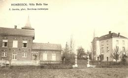 HOMBEECK / HOMBEEK  - Villa Belle Vue - Uitg. J. Jacobs - 1909 - Malines