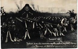 Militaria Carte-photo Toussaint 1915 Tombeaux De Nos Chers Camarades Morts à INGOLSTADT Bavière - Guerre 1914-18