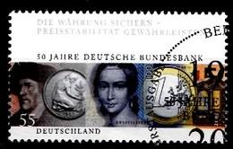 Bund 2007  Mi.nr.:2618 Deutsche Bundesbank  Gestempelt / Oblitérés / Used - [7] République Fédérale