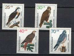 Collection Of Animals! Germany 1973. Animals / Birds Set MNH (**) - Autres