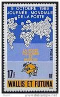 Wallis, N° 382** Y Et T - Wallis-Et-Futuna