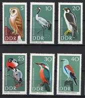 Collection Of Animals! Germany (DDR) 1967. Animals / Birds Set MNH (**) - Autres