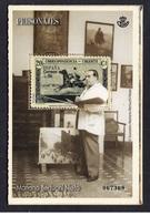 Spain 2019 - Mariano Bertuchi Nieto Miniature Sheet Mnh - 2011-... Ungebraucht
