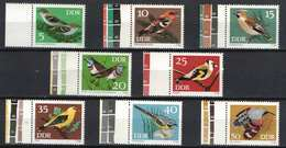 Collection Of Animals! Germany (DDR) 1973. Animals / Birds Set, 8 Value MNH (**) - Autres