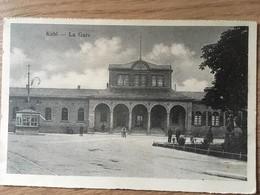 CPA,Kehl, La Gare, écrite En 1925, éd F.Luib, Allemagne - Kehl