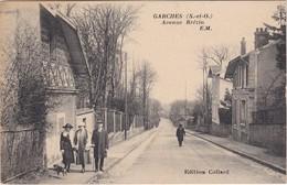 GARCHES - Avenue Brézin - Animé - Garches