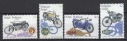 Belgique: 1995: 2615/18 **, MNH, TTB Sans Défaut. Cote COB 2020 : 5 € - Belgien