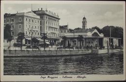 PALLANZA Lago Maggiore - Alberghi - Non Viaggiata Formato Piccolo - Verbania