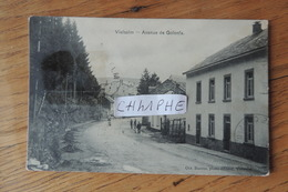 VIELSALM - AVENUE DE GOLONFA - PETITE ANIMATION DE RUE - Vielsalm