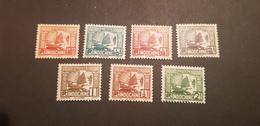 Indochine Yvert 150-156* - Indochina (1889-1945)