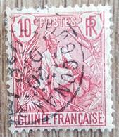 Guinée - YT N°22 - Berger Pulas - 1904 - Oblitéré - Oblitérés