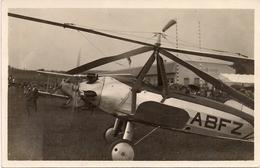 Aviation - Autogire - Lausanne-Blécherette - Rare - 1919-1938: Entre Guerres