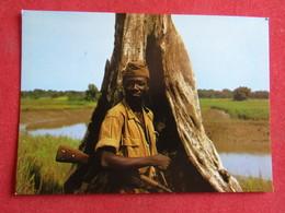 Guinea-Bissau - Un Combattant - Um Combatente - A Fighter - Guinea-Bissau