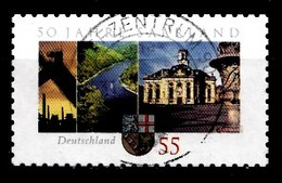 Bund 2007  Mi.nr.:2595 Bundesland Saarland  Gestempelt / Oblitérés / Used - Usados