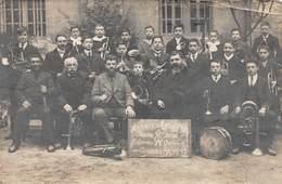 CPA HARMONIE ENFANTINE FRANCO BELGE - AUBENAS ARDECHE GUERRE 1914/15 - Aubenas