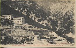 Environs D'AMELIE LES BAINS La PINOUSE Centre D'Exploitation Des Mines De FER - Francia