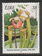 Ireland 1995 The 200th Anniversary Of The National Botanical Garden 38P Multicoloured SW 924 O Used - 1949-... Republic Of Ireland