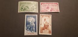 Indochine Yvert PA 20-23* - Indocina (1889-1945)