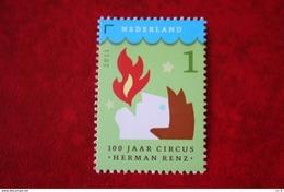 Circus Vuurspuwer Fire Breather NVPH 2868 (Mi 2905) 2011 POSTFRIS / MNH ** NEDERLAND / NIEDERLANDE / NETHERLANDS - Period 1980-... (Beatrix)