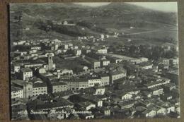 SAN SEVERINO MARCHE - 1954  -  PANORAMA   -   -BELLA - Italie