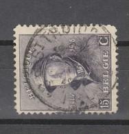 COB 169 Oblitération Centrale ST-TRUIDEN ST-TROND - 1919-1920  Cascos De Trinchera