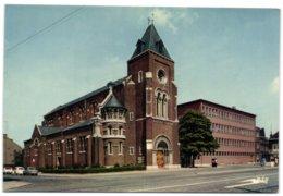 Kessel-Lo - Kerk Van Het H. Hart En Scholen - Leuven