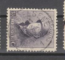 COB 169 Oblitération Centrale IXELLES 1 - 1919-1920 Albert Met Helm