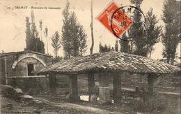 D46  GRAMAT  Fontaine De Comande - Gramat