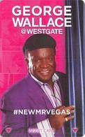 WestgateCasino Las Vegas, NV Hotel Room Key Card - Hotel Keycards