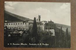 SAN SEVERINO MARCHE - 1958   -  SANT. S. PACIFICO-   -BELLA - Italien