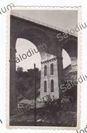 1930 Circa Fine Lavoro Ponte TORMINI ROE' VOLCIANO - SALO' - BRESCIA - LAGO DI GARDA - Fotografia Originale - Luoghi