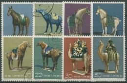 China 1961 Altchinesische Keramik 608/15 Gestempelt - 1949 - ... Repubblica Popolare