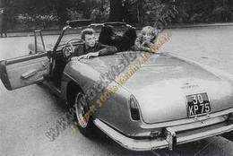 Carte Postale Johnny HALLYDAY & Sylvie VARTAN (117) - Artistes
