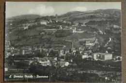 SAN SEVERINO MARCHE - 1961    -  PANORAMA -   -BELLA - Italie