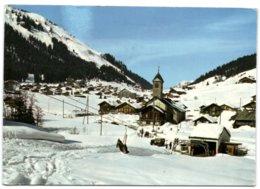 Station De Morgins - Valais - VS Valais