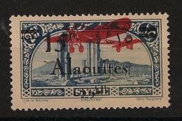 Alaouites - 1929 - Poste Aérienne PA N°Yv. 13 - 15pi Sur 25pi Bleu - Neuf * / MH VF - Neufs