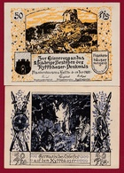 Allemagne 50 Pfenning Stadt  Frankenhausen  Dans L 'état N °5548 - Collections