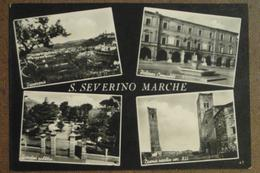 SAN SEVERINO MARCHE - 1957  - VEDUTE  -   -BELLA - Italie