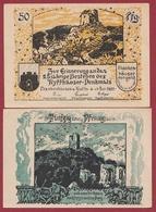 Allemagne 50 Pfenning Stadt  Frankenhausen  Dans L 'état N °5549 - Collections