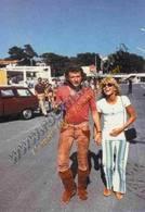Carte Postale Johnny HALLYDAY & Sylvie VARTAN (155) - Artistes