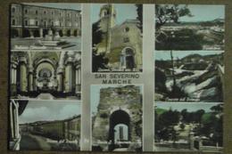 SAN SEVERINO MARCHE - VEDUTE  -   -BELLA - Italien