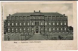 Huy - Orphelinat Godin-Parnajon - Circulée En 1901 - Edit. Félix De Ruyter - 2 Scans - Huy