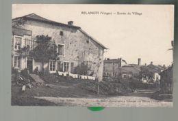 CPA (88) Relanges - Entrée Du Village - France