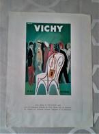 Vichy, Mai,octobre Par Villemot - Advertising