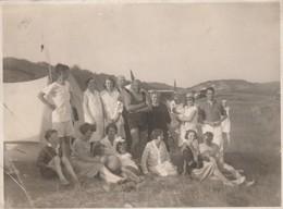 Heyst,Heist,Blankenberge,Koksijde,De Haan ,De Panne,Oostende,Nieuport,Wenduine,foto , Photo  Camping Dans Les Dunes - Heist